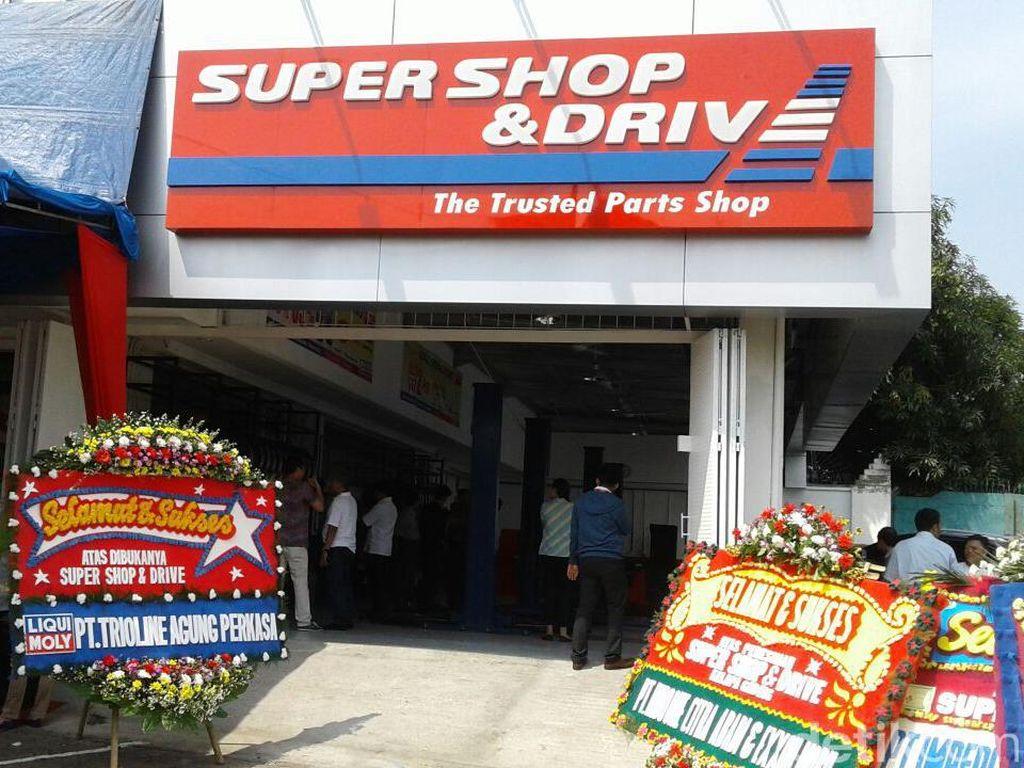Shop & Drive Buka Gerai Baru