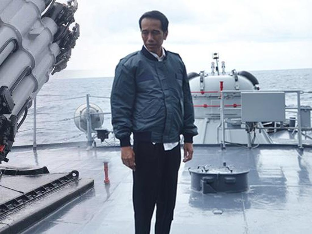 Disebut Makin Kurus, Ini Penampakan Jokowi dari Awal Jadi Presiden