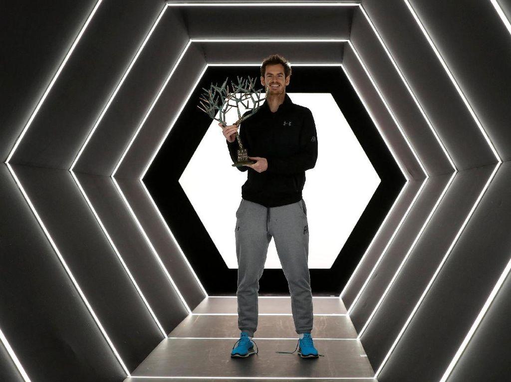 Murray Juara Paris Masters