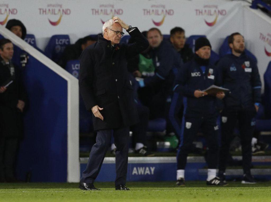 Ranieri Sudah Perkirakan Leicester Akan Kesulitan, tapi Bukan Separah Ini