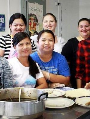 Melihat Kantin Multikultur di Sekolah Pedalaman Australia
