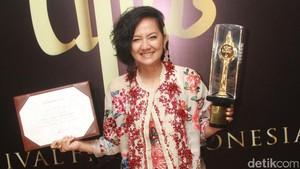 Raih Pemeran Utama Wanita Terbaik, Cut Mini: Ini Bonus Hasil Kerja Saya
