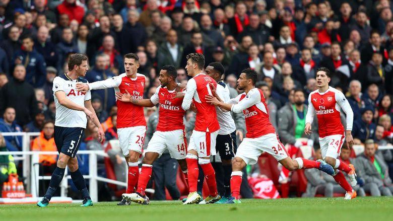 Wenger Mengkritik Penalti Yang Didapatkan Spurs
