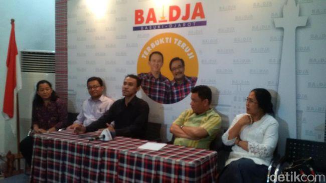 Kelompok Muda Muhammadiyah Deklarasi Dukung Ahok-Djarot