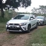 Menguji Keandalan Toyota Yaris Heykers