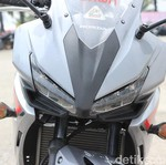 Melibas Jalan Tol Malaysia dengan Honda CBR500R