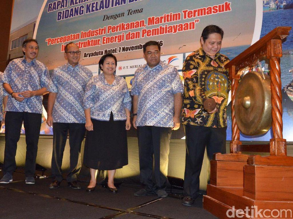 Kadin Dukung Perintah Jokowi Kembangkan Industri Perikanan