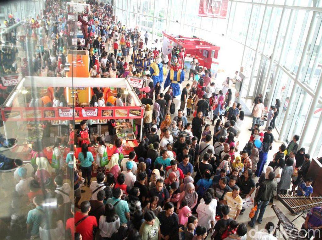 Pekan Raya Indonesia Manjakan Pengunjung lewat Pengalaman Digital