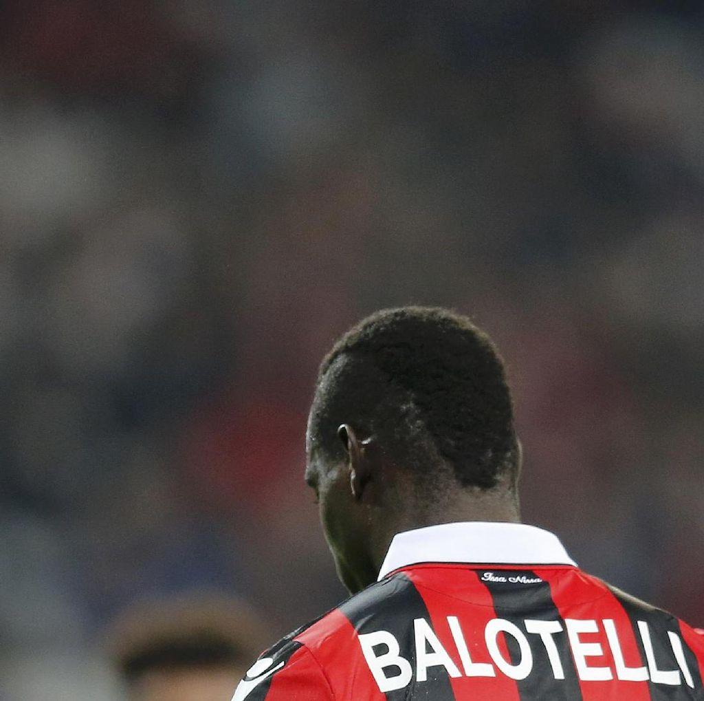 Balotelli Tak Mungkin Balik ke Inter
