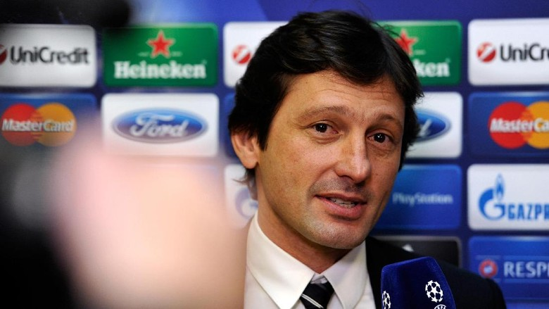 Leonardo Akan Menjadi Pelatih Atas Pilihan Milan