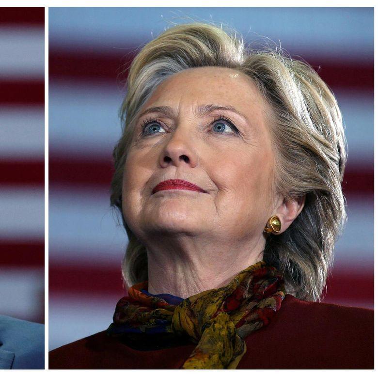 Emosional Dan Sebut Kekalahannya Menyakitkan, Hillary: Saya Minta Maaf