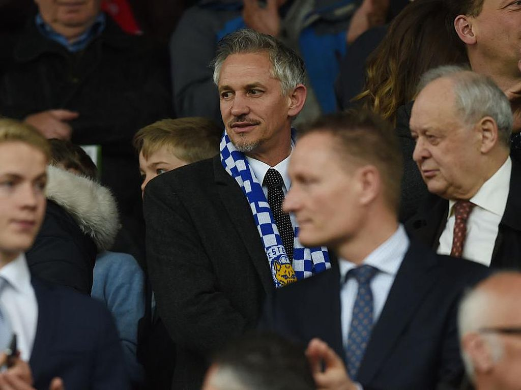 Gary Lineker Tak Kapok, Bertaruh Lagi soal Leicester