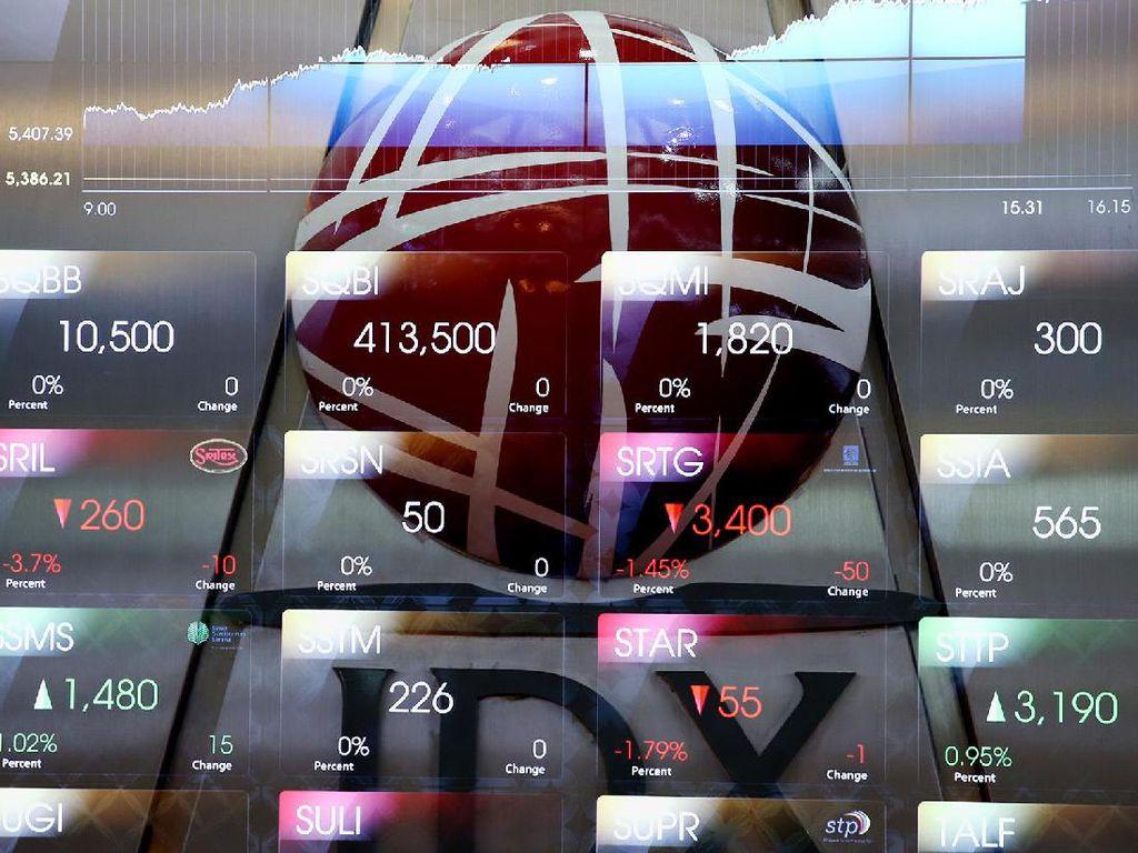 Melantai di Bursa, Saham Perusahaan Logistik Ini Meroket 69%