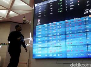 Jeda Siang, IHSG Naik Tipis ke 5.695