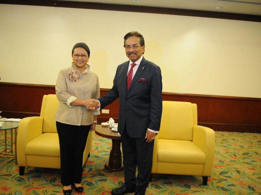 2 Nakhoda Diculik Kelompok Bersenjata, Menlu Temui Menteri Besar Sabah