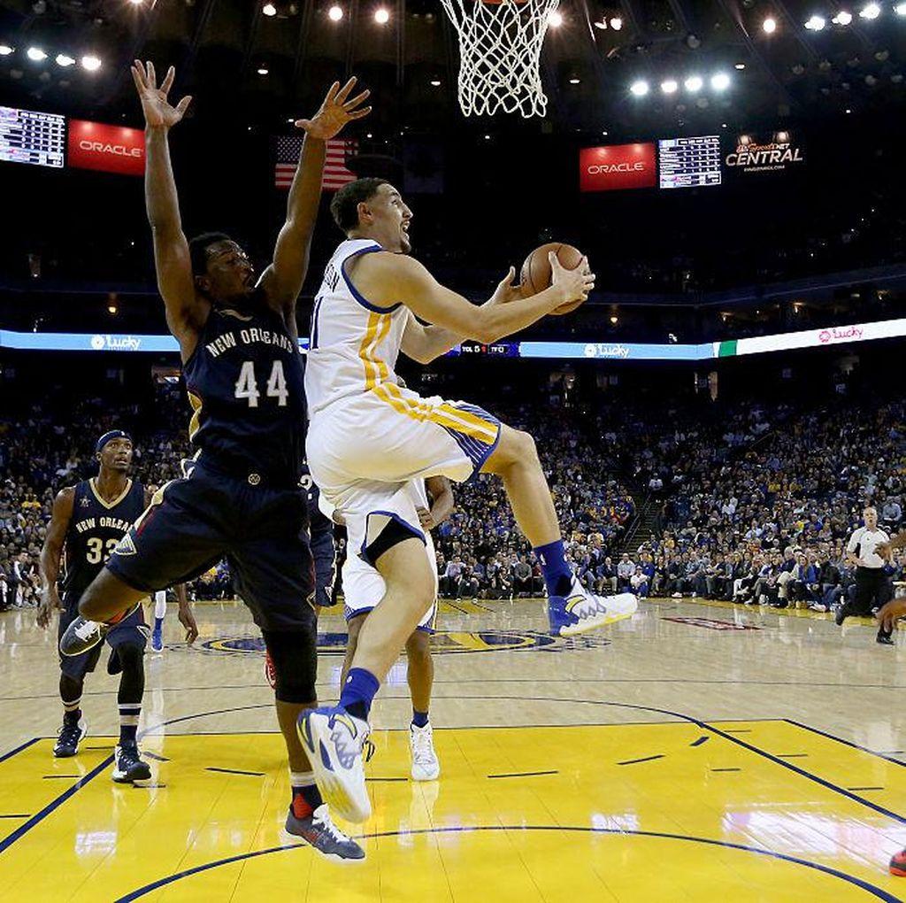 Sixers dan Pelicans Masih Kompak Belum Juga Menang