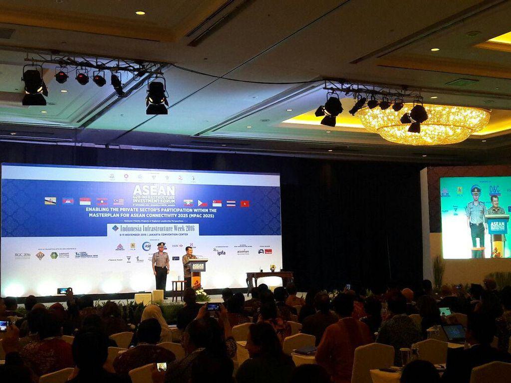 JK Buka Kesempatan Pengusaha Se-ASEAN Investasi di Indonesia