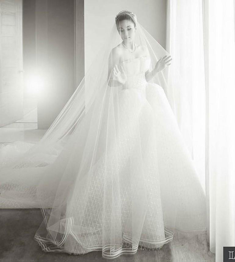 pengantin wanita di dunia yin yang  serba pengantin