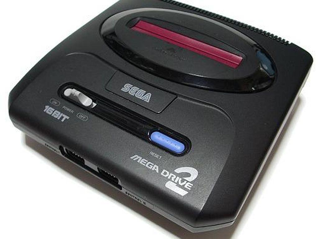 Ini Mega Drive, Konsol Lawas yang Siap Lahir Kembali