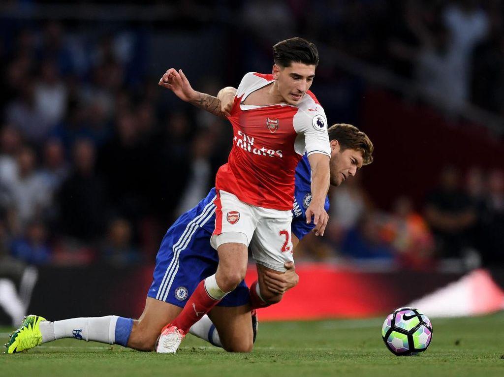 Bellerin Segera Teken Kontrak Baru dengan Arsenal