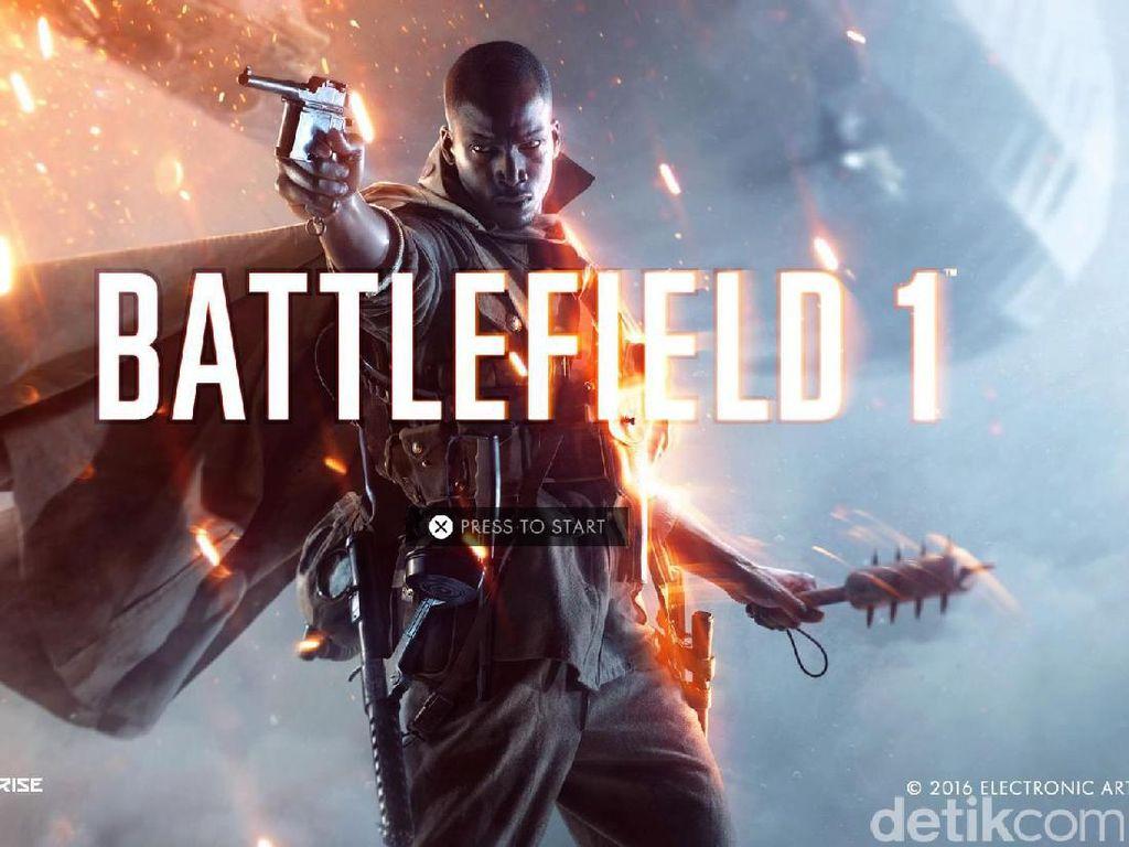 EA Bawa Battlefield V Ke Perang Dunia II