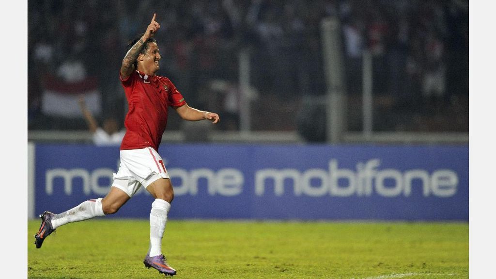 Irfan Bachdim Cedera dan Absen di Piala AFF, Posisinya Digantikan Pahabol