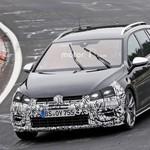 VW Uji Golf Wagon Facelift Terakhir Kali Sebelum Dikenalkan