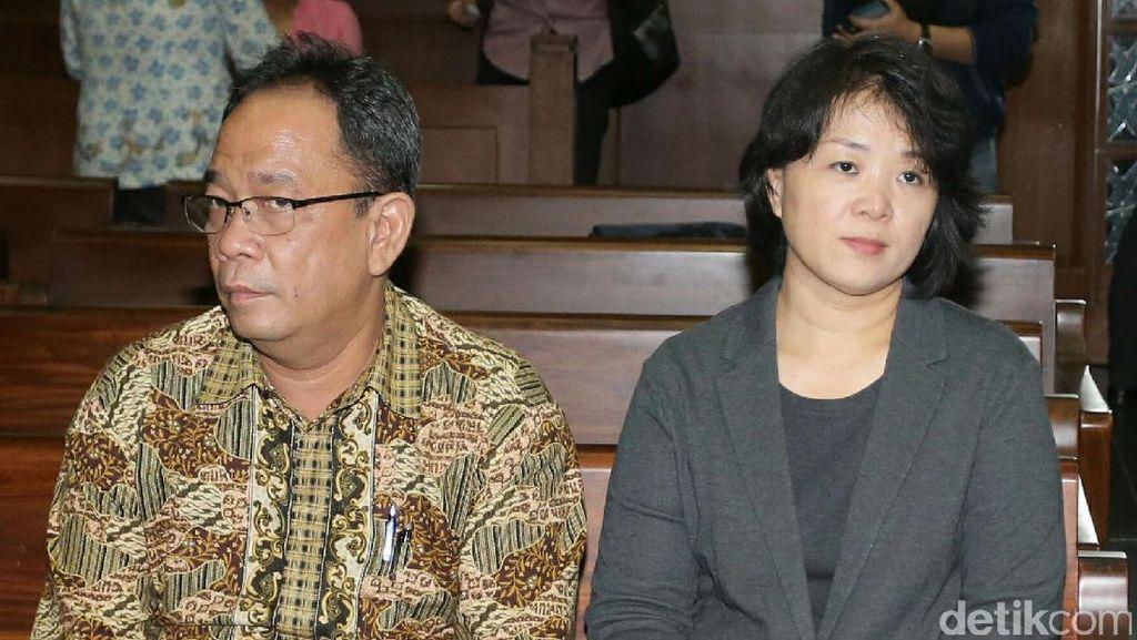 Pertanyaan Hakim Nawawi Bikin Penyuap Irman Gusman Menangis Tersedu-sedu