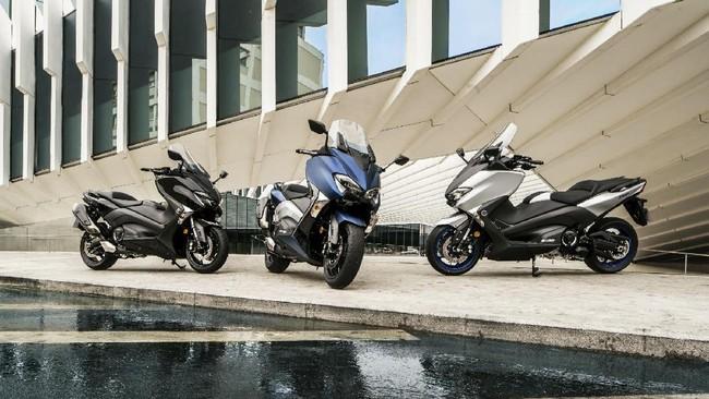 Yamaha TMAX Kini Ada Tiga Versi