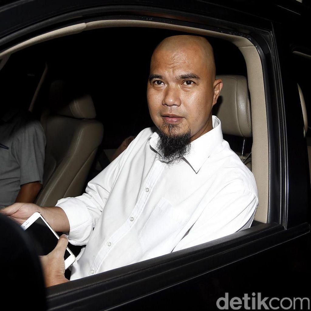 Ahmad Dhani Belum Terima Surat Pemecatan dari Lesbumi NU