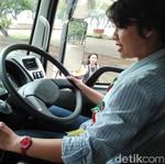 Sensasi Mengendarai Truk UD Trucks Quester