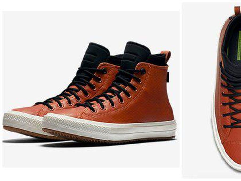 Converse Rilis Sepatu Anti Air yang Buat Kaki Tetap Kering Walau Hujan Deras