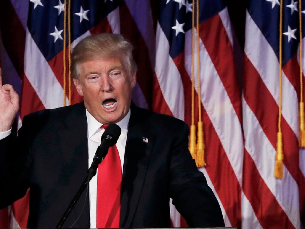Donald Trump Jadi Presiden, Banyak Wanita AS Khawatir Tak Dapat KB
