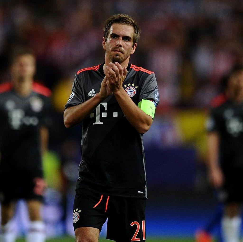 Hummels dan Ancelotti Terkejut dengan Pengumuman Pensiun Lahm