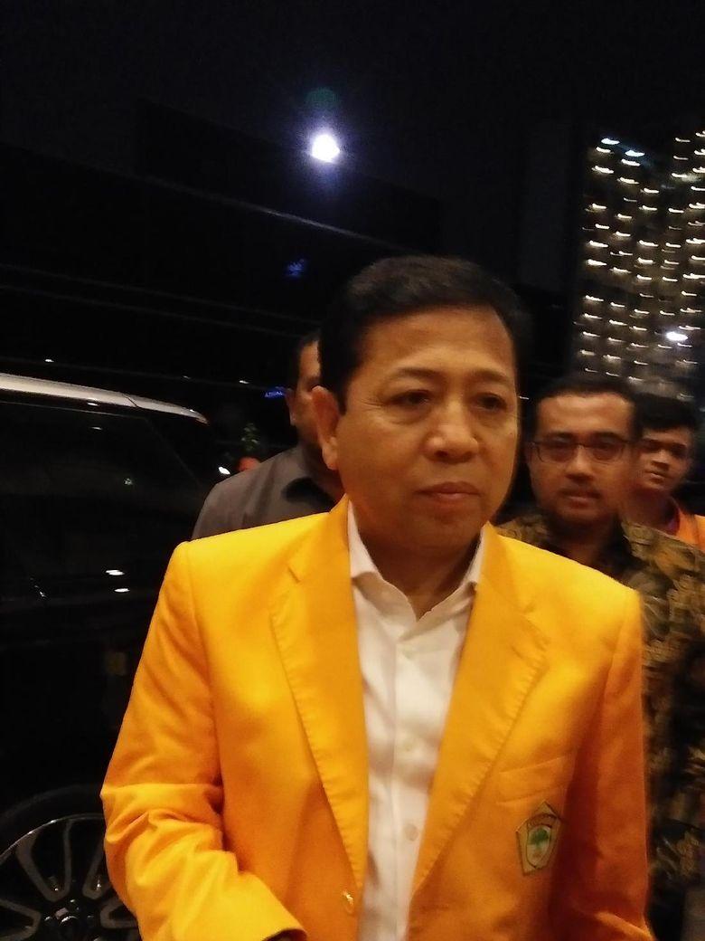 Golkar Tegaskan Tetap Mendukung Ahok Di Pilgub DKI 2017