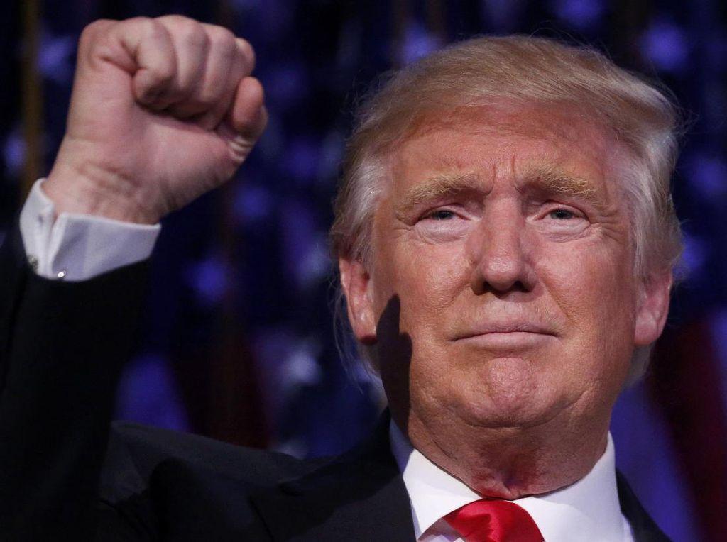Kemenangan Donald Trump Jadi Propaganda Militan dalam Merekrut Anggota Baru