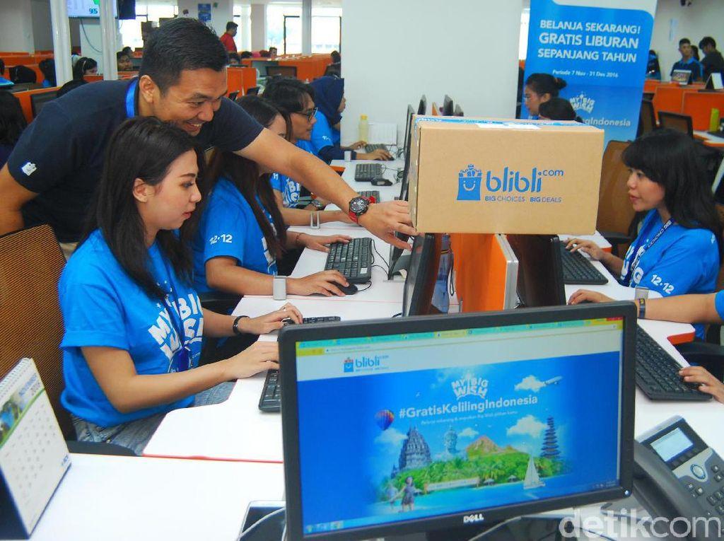Blibli Cemaskan Aturan e-Commerce Mayoritas Produk Lokal