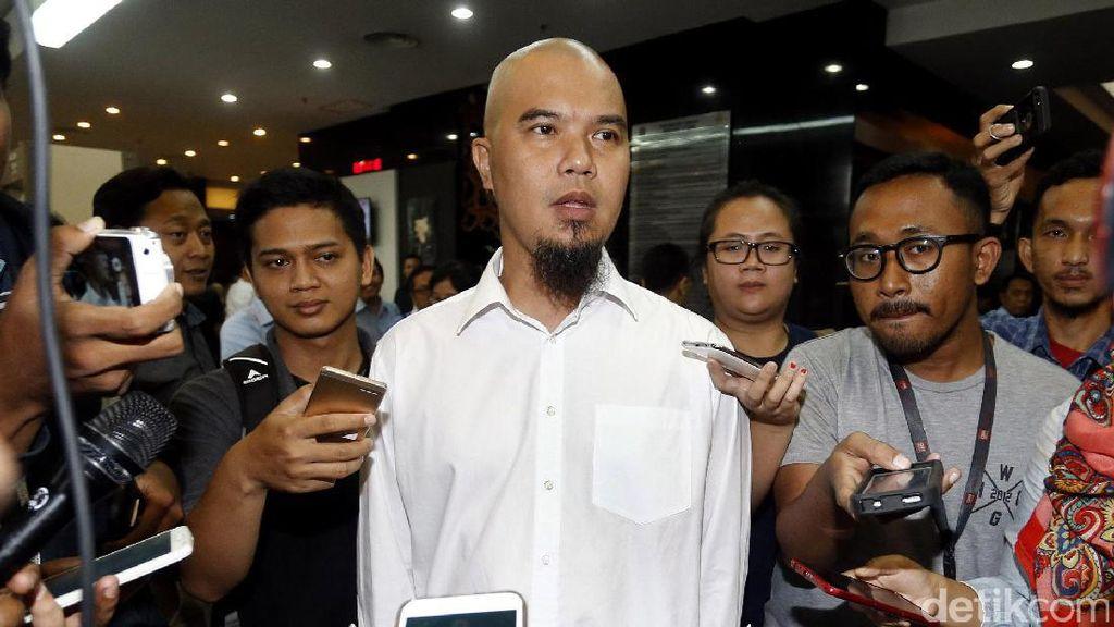 Polisi Dalami Dugaan Keterlibatan Ahmad Dhani di Dugaan Kasus Makar