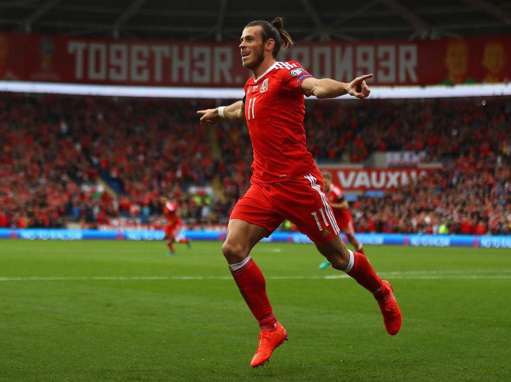 Ian Rush Dukung Bale Pecahkan Rekor Golnya