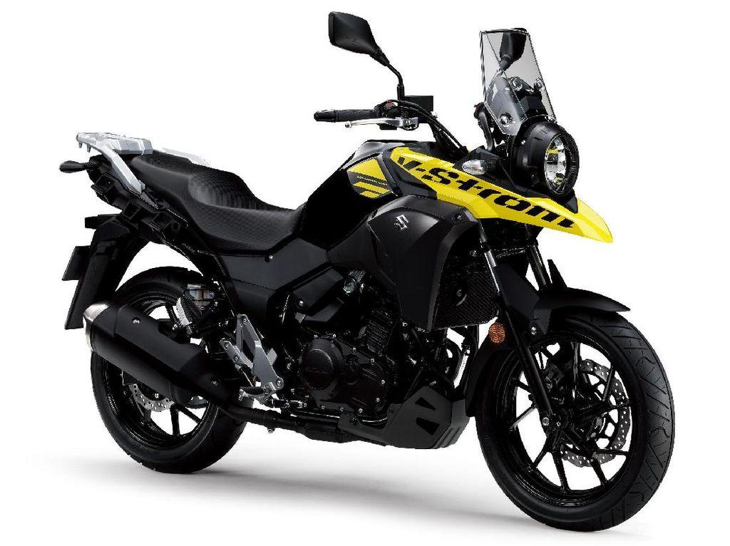 V-Strom 250 Belum Juga Diluncurkan, Tunggu Apa Lagi, Suzuki?