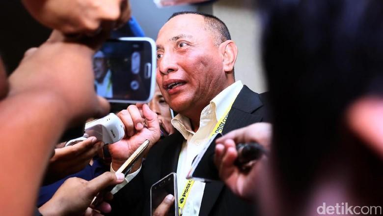 Maju Jadi Cagub Sumut, Edy Rahmayadi Takkan Mundur dari PSSI