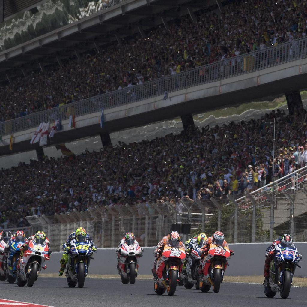 Lorenzo: Gelar Juara Dunia MotoGP 2017 Bakal Diperebutkan 3-4 Pebalap