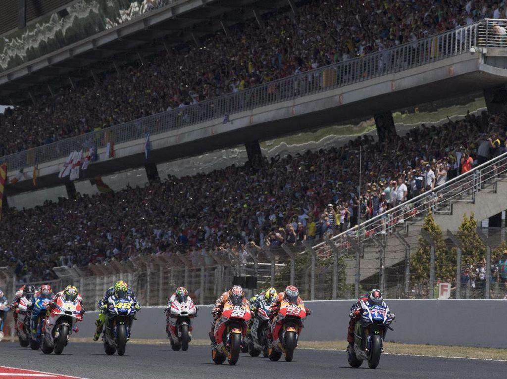 MotoGP 2020 Jangan Sampai Molor hingga Musim Dingin