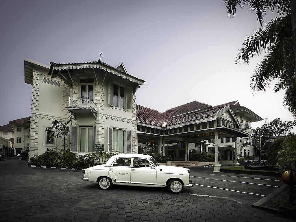 Merasakan Sehari Jadi Soekarno Lewat Hotel Yogyakarta Ini