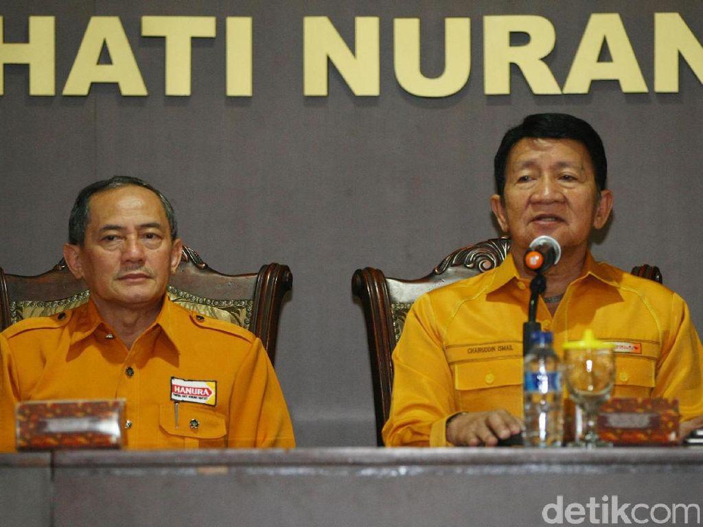 Hanura: Wiranto Masih di Partai Hanura