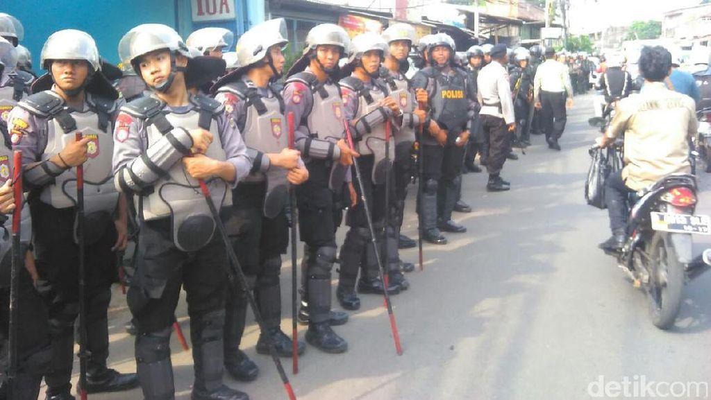 Bawaslu Menilai Pengamanan Polisi di Kampanye Ahok Wajar