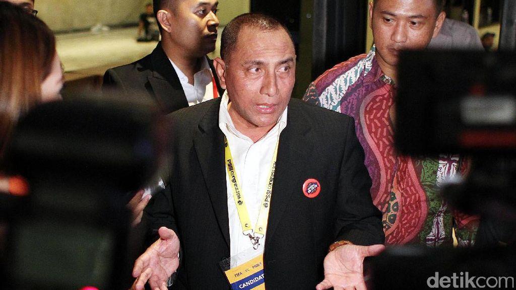 Edy Mundur dari PSSI, Komisi II: Jabatan Gubernur Tak Mudah Dirangkap
