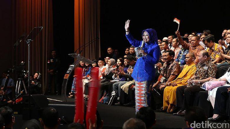 Sylviana Murni, Najwa Shihab, Hingga Mamah Dedeh Dapat Gelar 'Pahlawati'