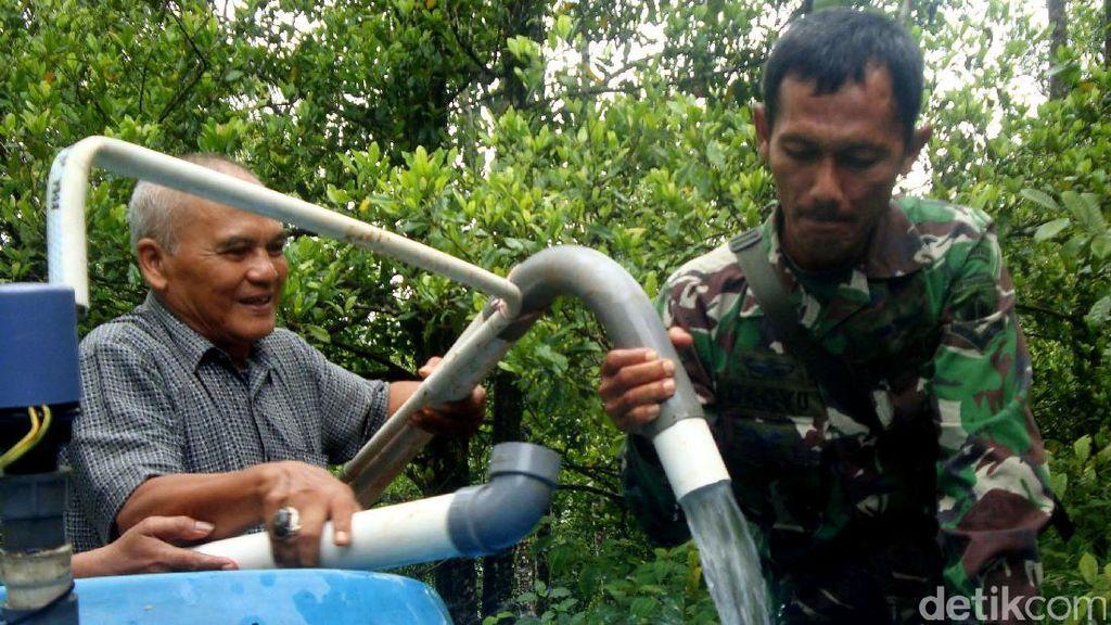 Sofyan Djalil: Jawa Mulai Terancam Kekurangan Air