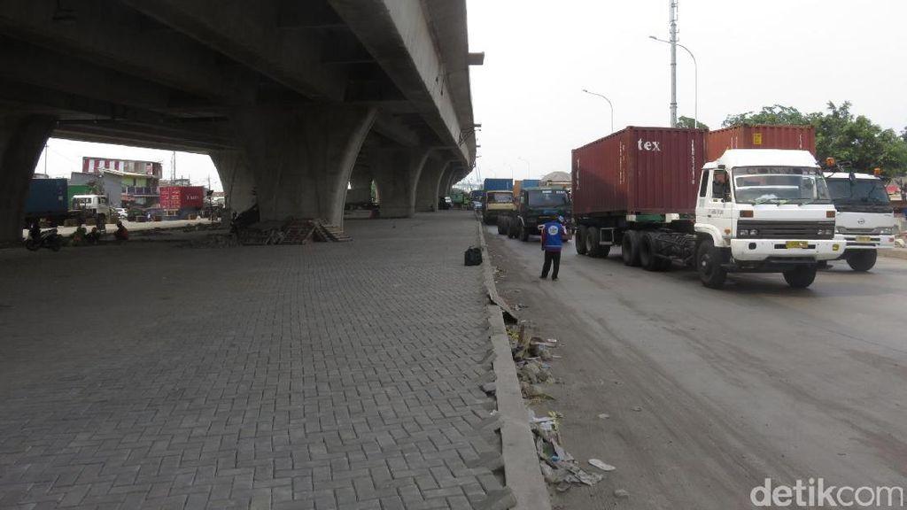 Macet Pembangunan Jalan Tol Melayang Jakarta-Cikampek Bisa Akibatkan Kerugian Rp 1,18 T/Tahun